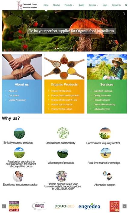 Wordpress蔬菜粉末主题模板