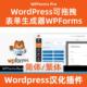 wpforms PRO简体繁体汉化下载
