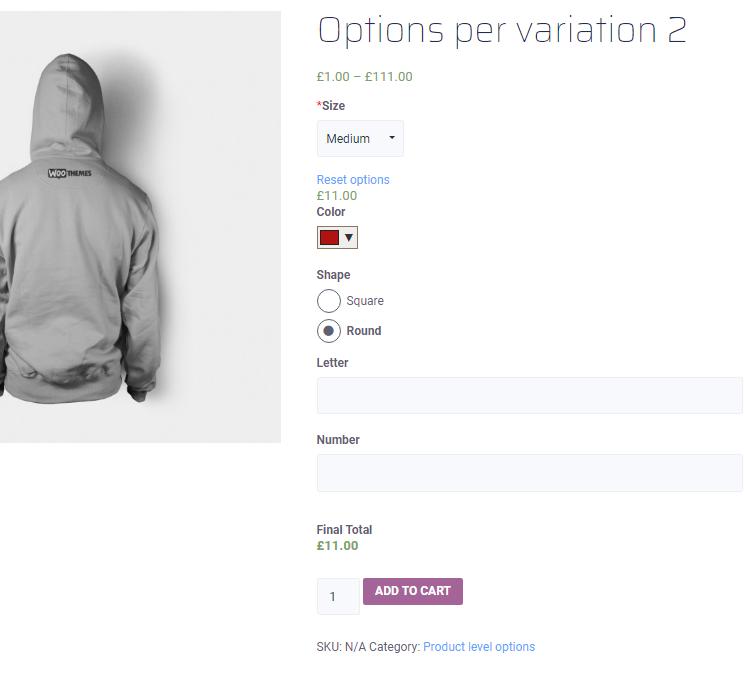 Woocommerce TM Extra Product Options 中文汉化下载